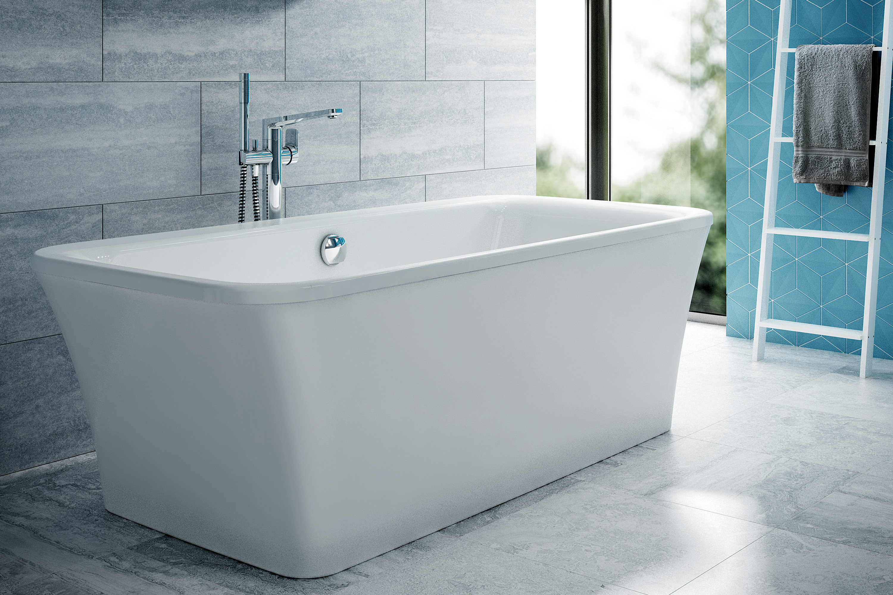 Bathtub_IS_ConnectAir;TonicII;E113801;A6347AA;free-standing;bathtuba