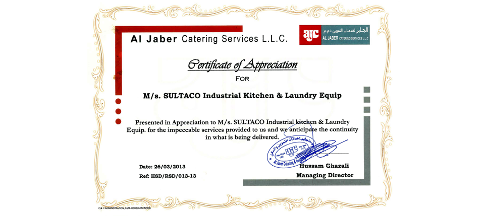 Appreciation award from Al Jaber 959 x 429px_png