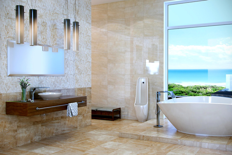 Golden Tile - Sea Breeze Fresh